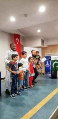 Distribution of Cash among Orphans