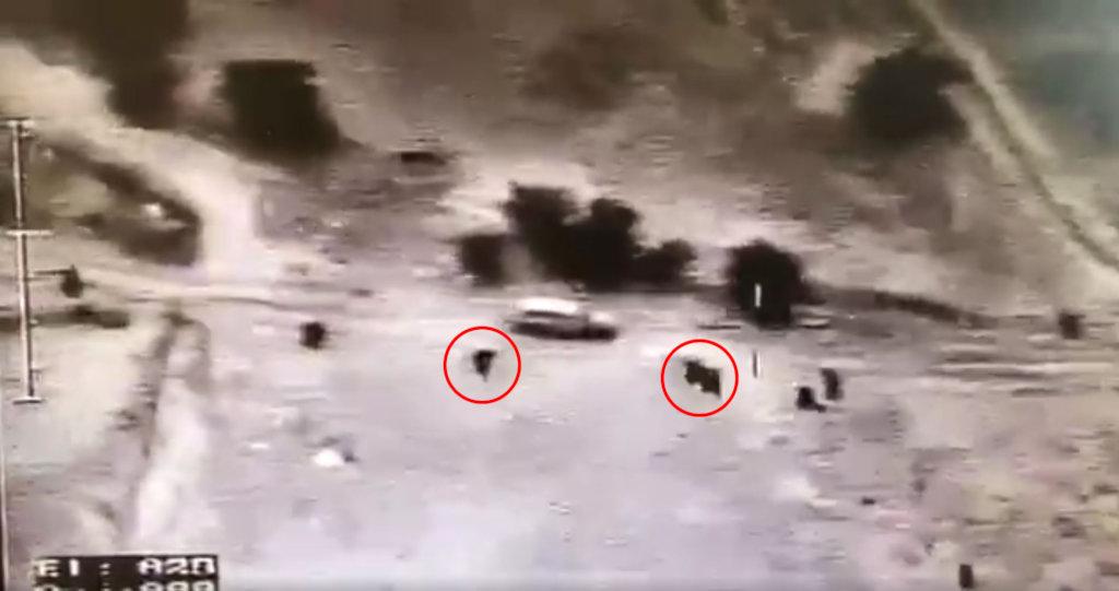 Israeli cops opening fire on Ya