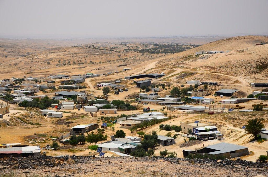 Save Umm al-Hiran From Demolition