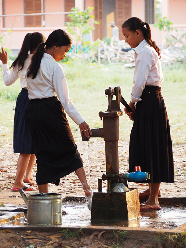 Empower 100 Cambodian Girls Reach Full Potential