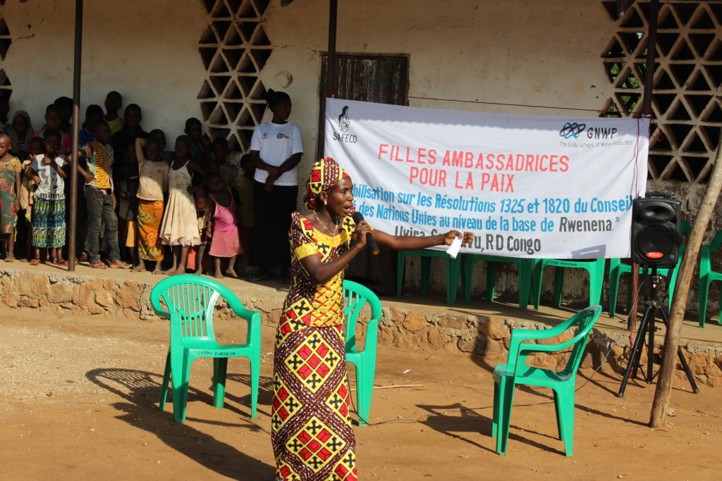 Leadership and Literacy for Congolese Teen Girls