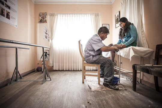 Bolivians Without disAbilities