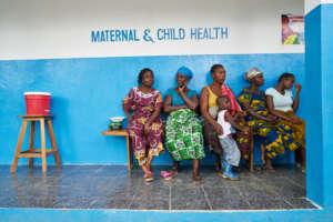 Helping Women in Liberia Take Charge of Health