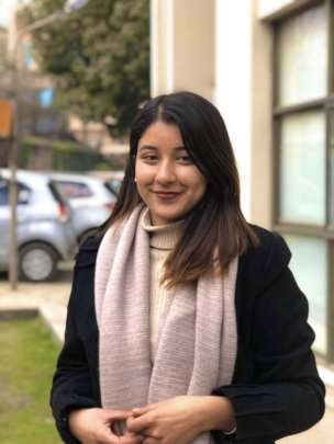 Shreya, 2016 LEADer and 2020 Fundraising Intern