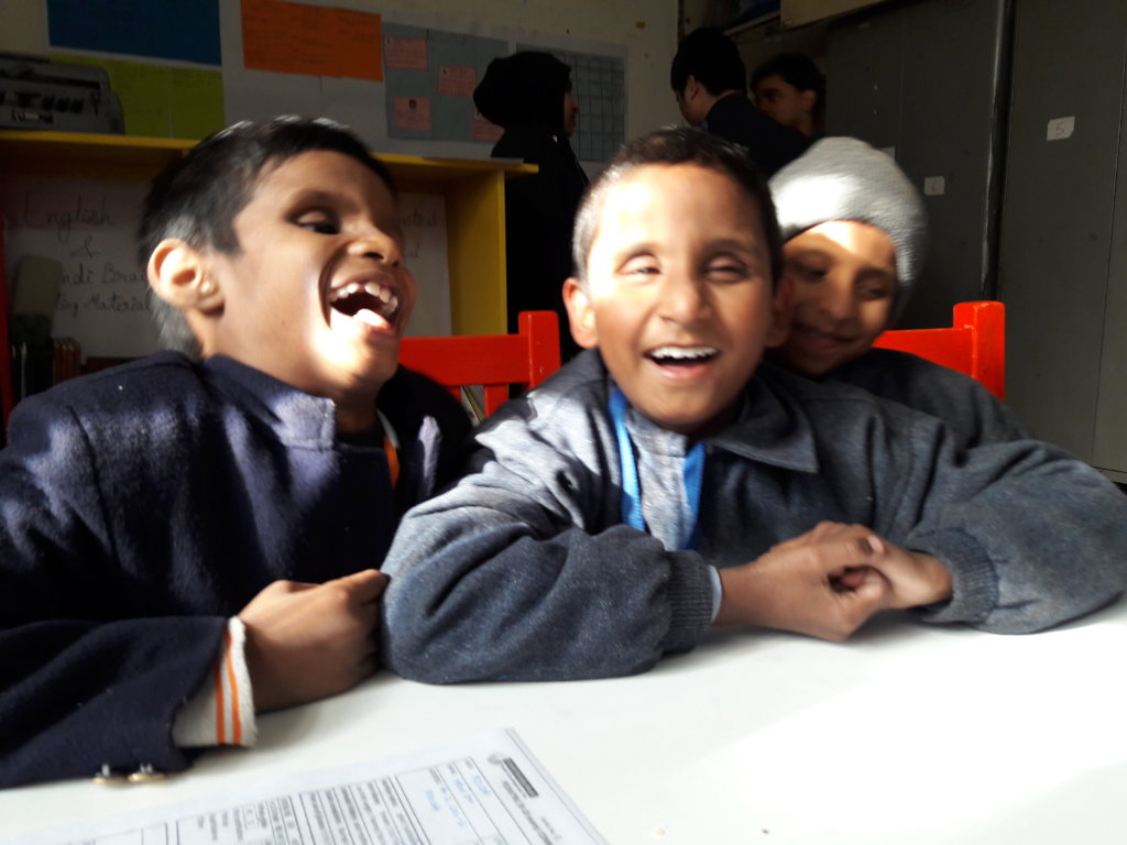 Bring Sight to Blind Children in Rural India
