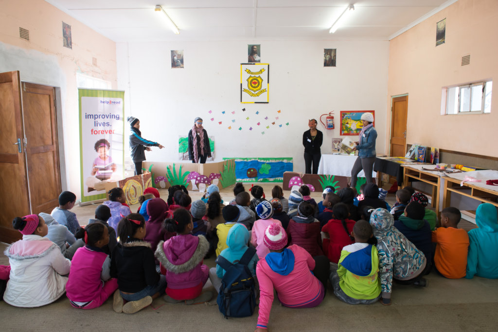 Reports on promoting literacy in sa 39 s township reading for Define extra mural