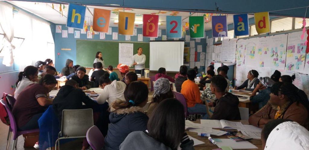 After School Game Changers Training (Western Cape)