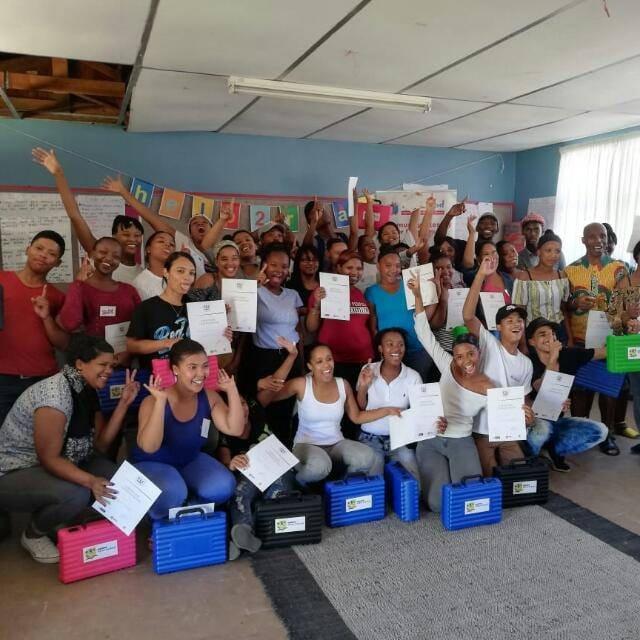 2019 Western Cape Literacy Tutors Team
