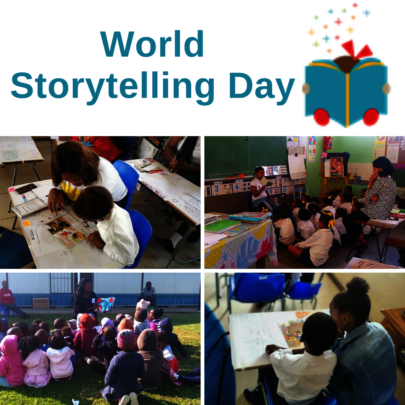 World Story Telling Day highlights