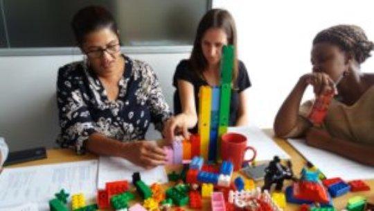 help2read Staff & Literacy Tutors LEGO Training