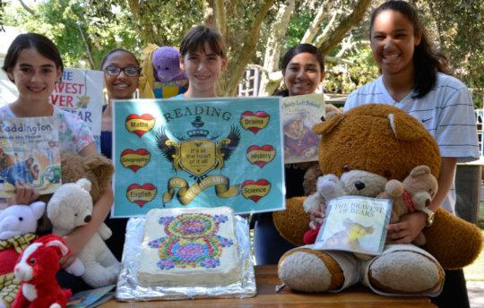Wescott Primary's Teddy Bear Day
