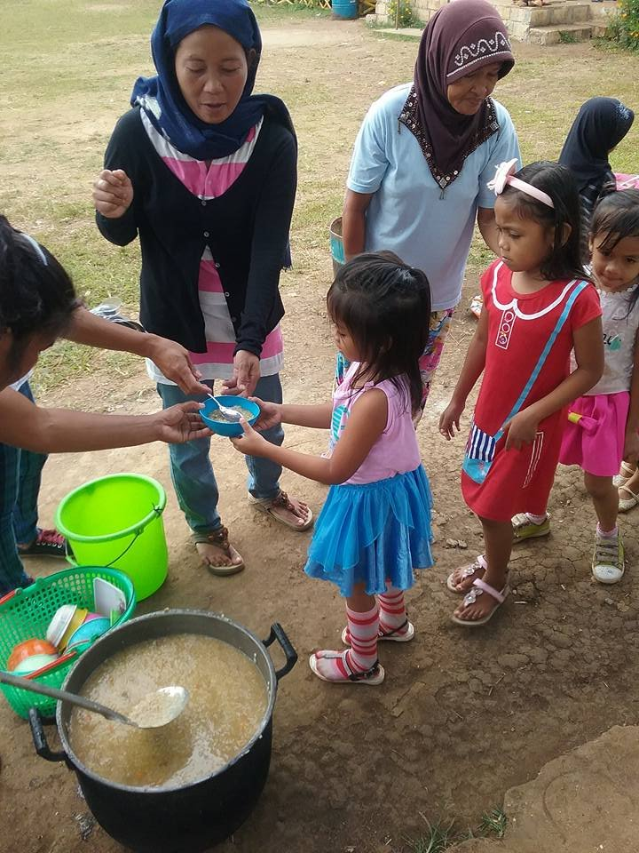 Clean Water, WASH & Nutrition for 300 Muslim Girls