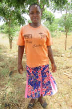 Your donations are transforming Jacqueline's life