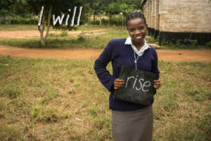 You can help our girls rise above poverty