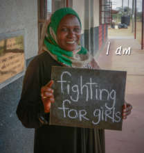 Fighting for Girls