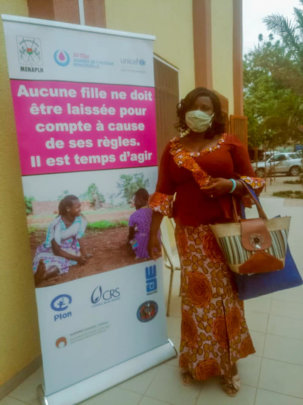 National observance of MH Day in Burkina Faso