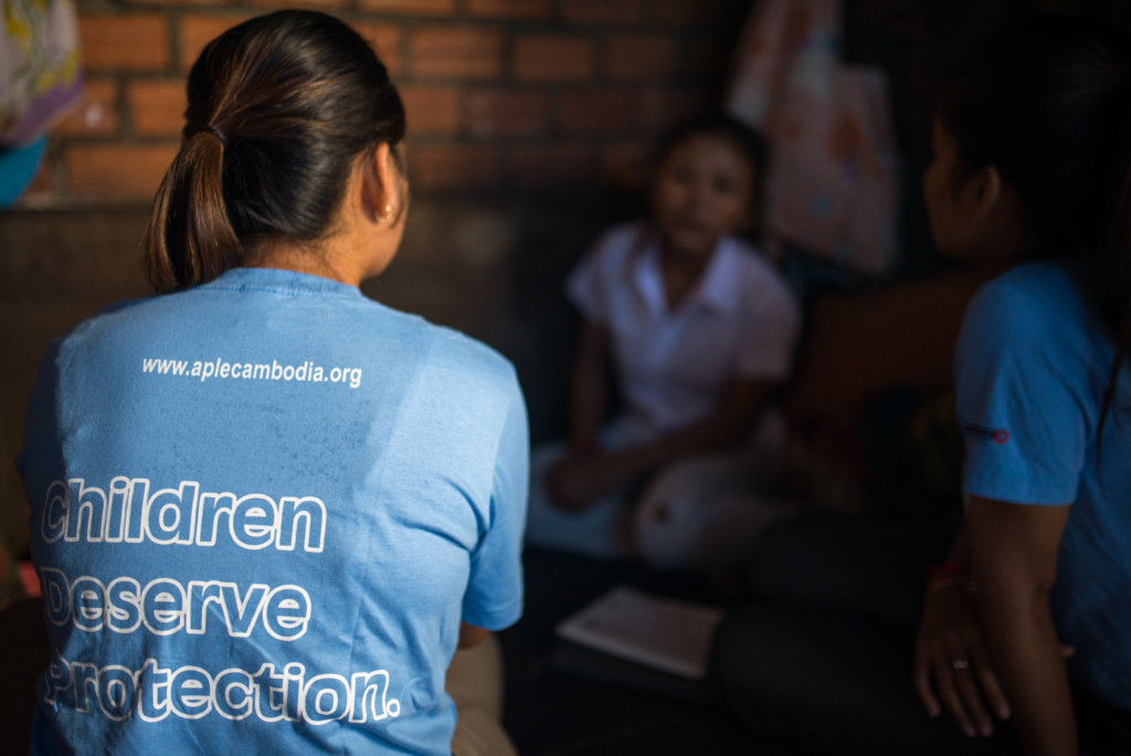 Help 30 Victims of Child Sexual Abuse in Cambodia