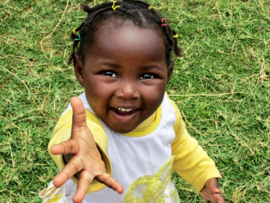 Empower Kenyan Girls through Education