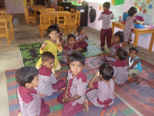 Early Childhood Education Project