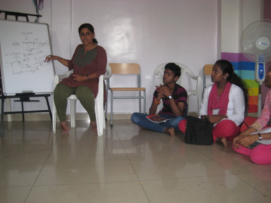 Workshop on gender empowerment and child safety