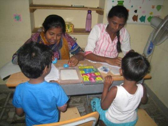 Assessments of children