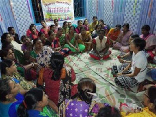 Mothers' Meeting- November 2018 Trip