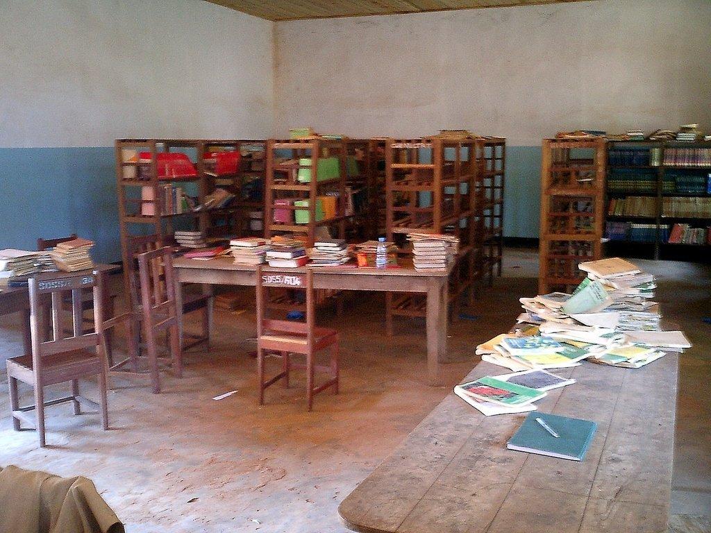 School Library Refurbishment Project
