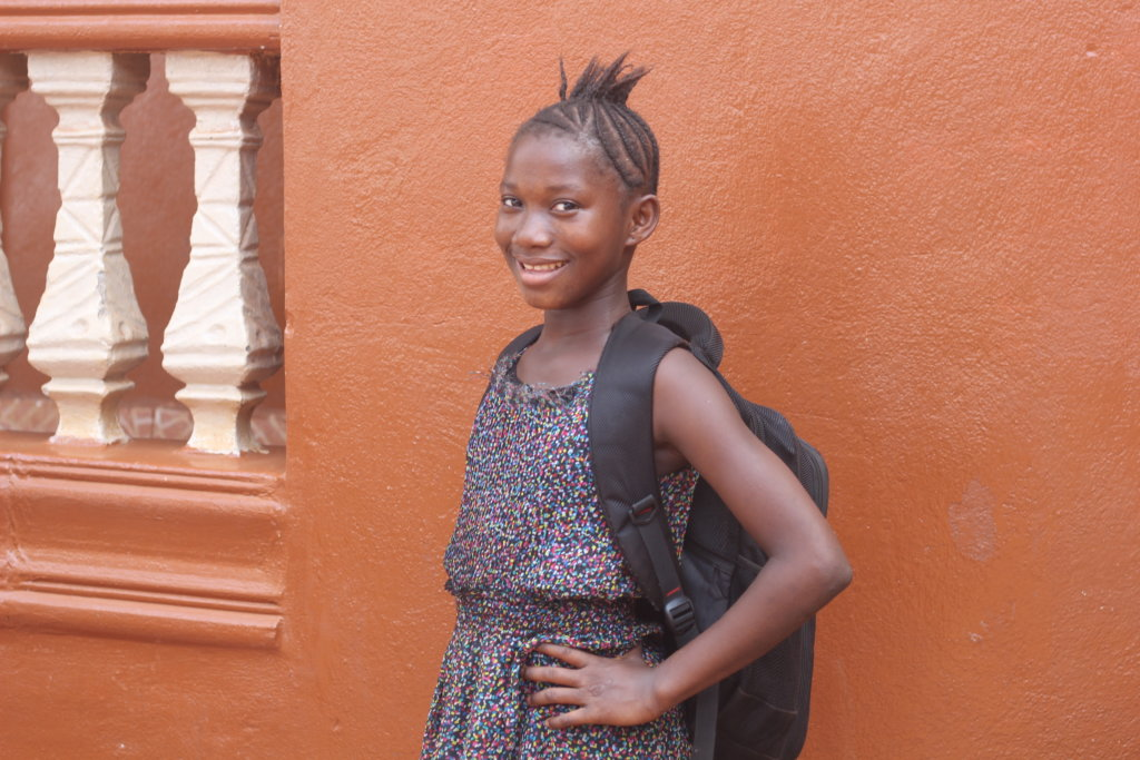 Help Mariatu go to School
