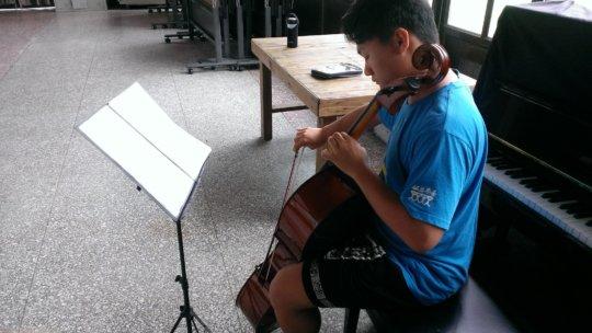 Cello Class