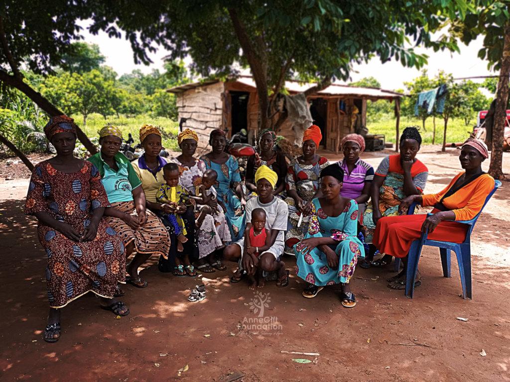 Empowering 250 Imeko Women In - Business Start Up