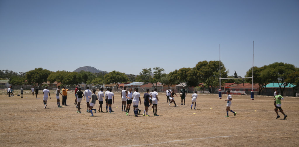 Advancing education and opportunity through Rugby