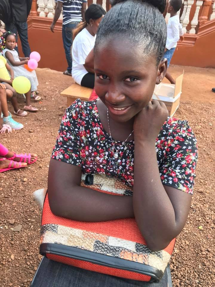 Help Provide Reading Glasses for Mabinty and Aisha