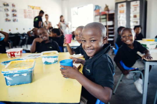Healthy Bodies for 400 Children in Kayamandi, SA