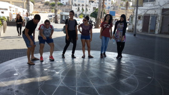 Tour in Jaffa