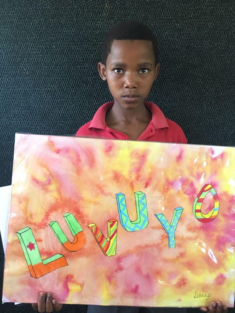 Luvuyo Grade 7