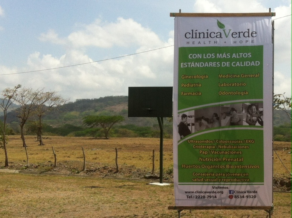 Welcome to Clinica Verde!