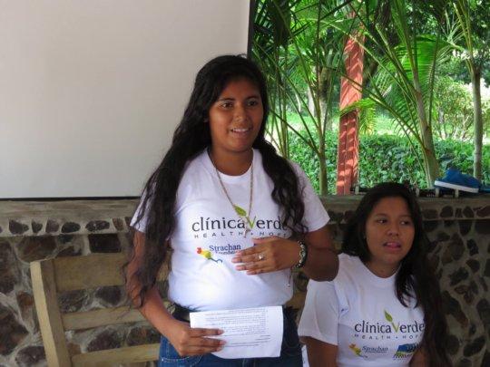 Members of Clinica Verde