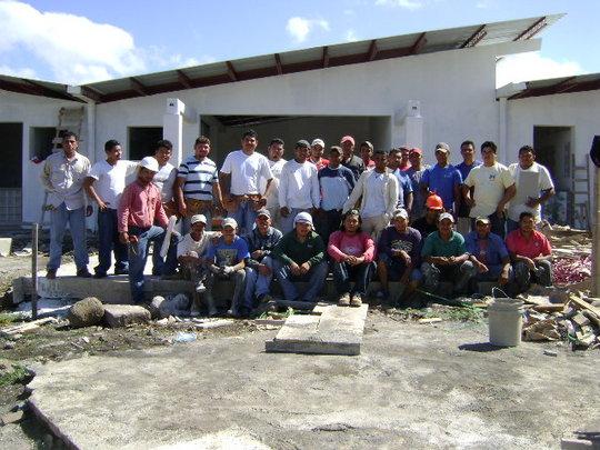 The Men Who Built Clinica Verde