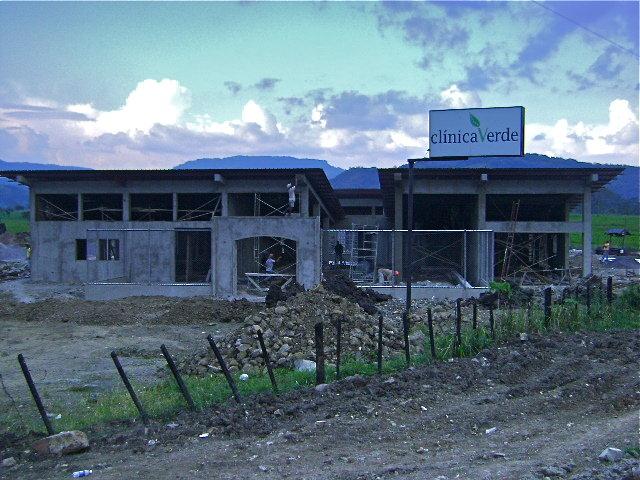 Clinica Verde, November 2010