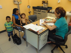 Proud to serve at Clinica Verde!