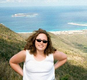Clinica Verde volunteer Jennifer Owen.