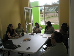 Training Day at Clinica Verde in Boaco, Nicaragua.