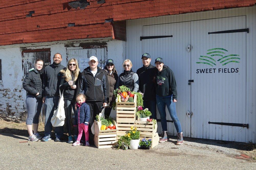 Sweet Fields - organic farm & education center