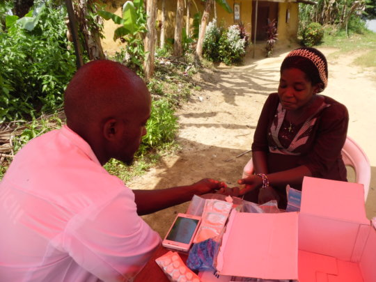 Support HIV Affected Mothers in Post-Conflict Zone
