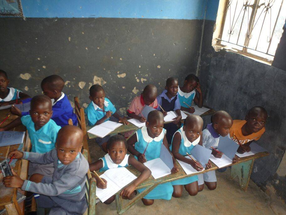 Build A School For HIV/AIDS Orphans In Uganda