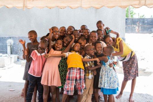 The New Hope for Girls family