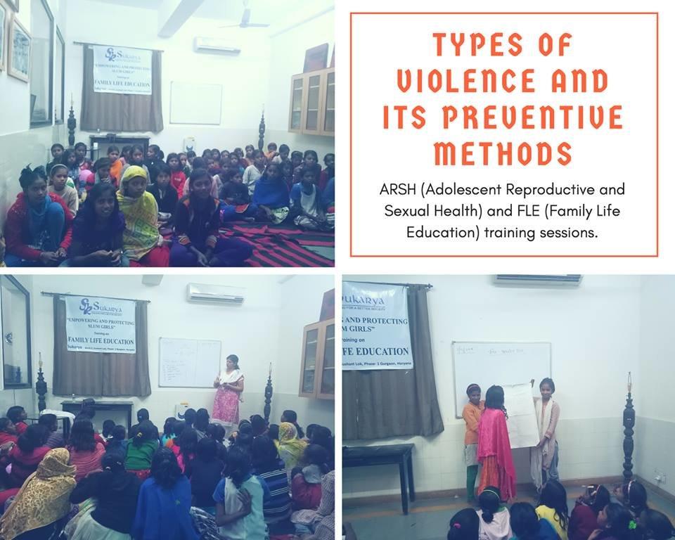 Empowering and Protecting Slum Girls