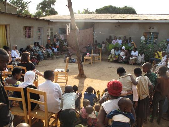 Community Theater Performance