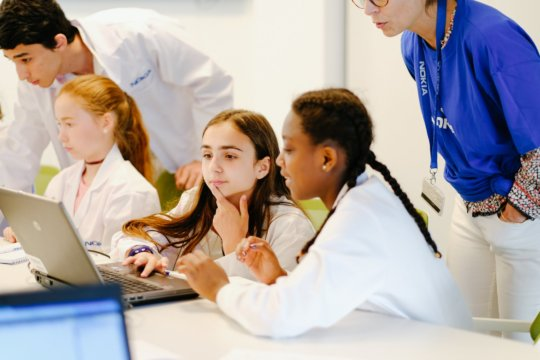 Coding in action at g4g Day @Paris!