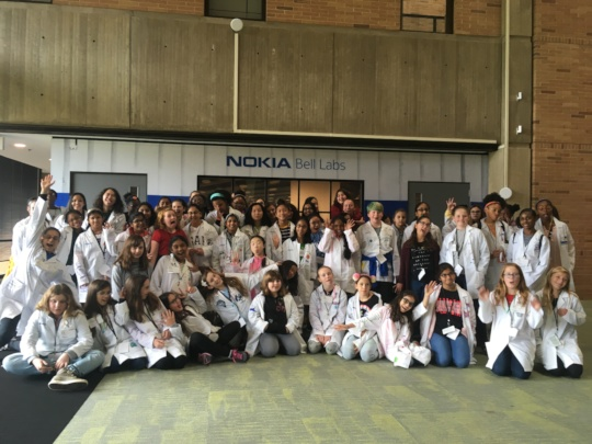 Anything is Possible at Nokia Bell Labs in NJ, USA